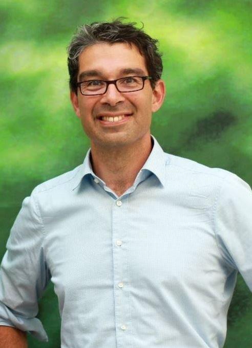Landtagskandidat Dr. Andre Baumann